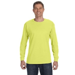 Jerzees Adult 9.3 oz./lin. yd. DRI-POWER� ACTIVE Long-Sleeve T-Shirt